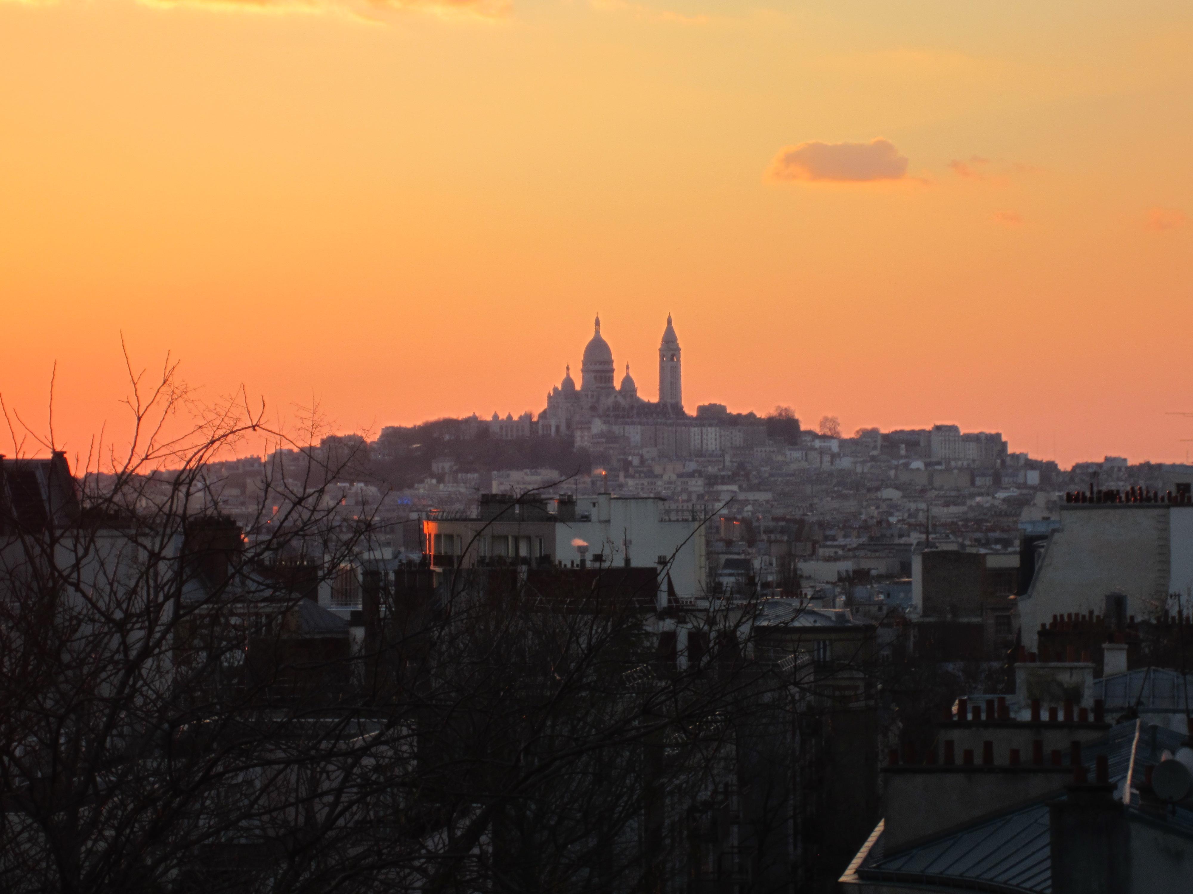 Vue sur Paris